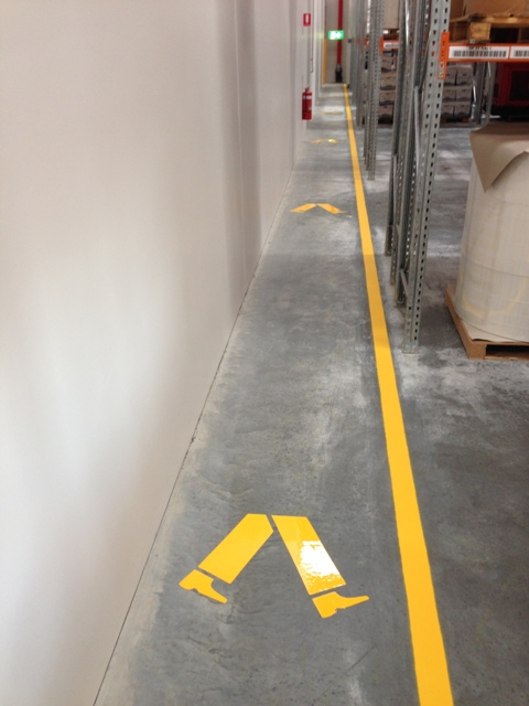 Safety walkways